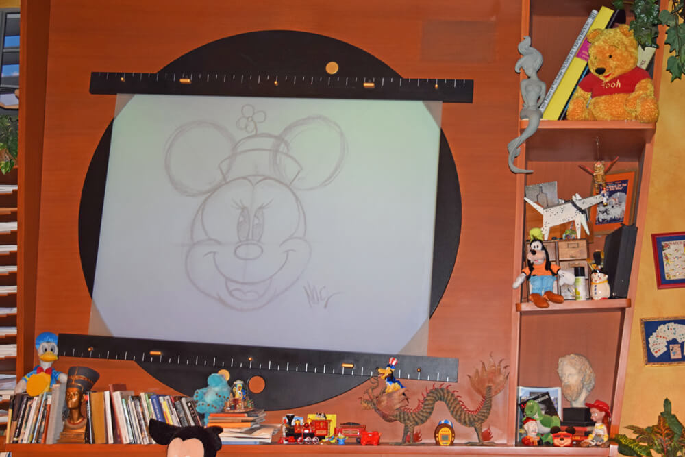 Free things to do at Disneyland - Animation Academy