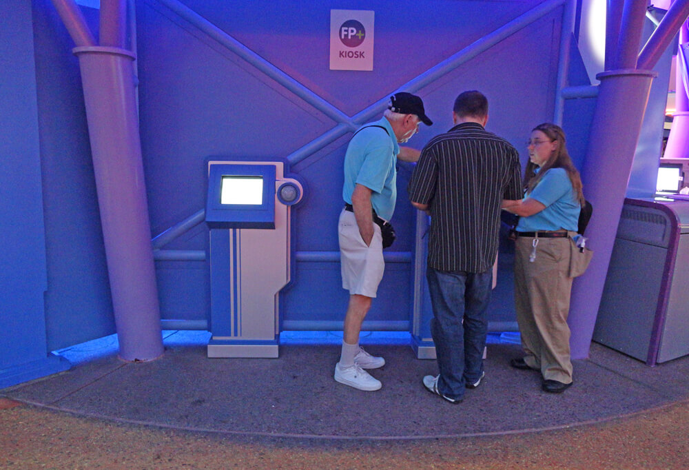 Epcot FastPass+ Attractions and Entertainment Options