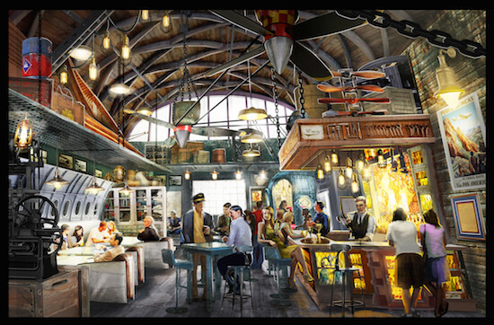 Indiana Jones-Themed Bar Headed to Downtown Disney