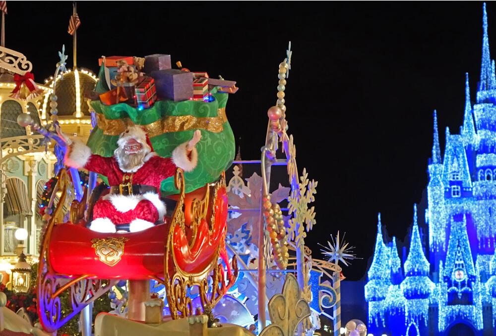 guide to mickeys very merry christmas party 2018 - Mickeys Christmas
