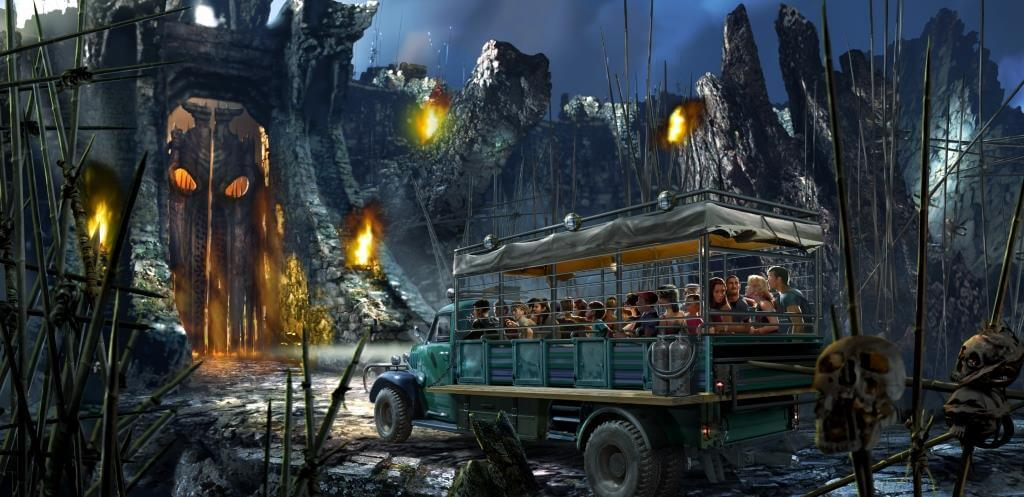 What's Coming to Universal in 2016 - Skull Island: Reign of Kong
