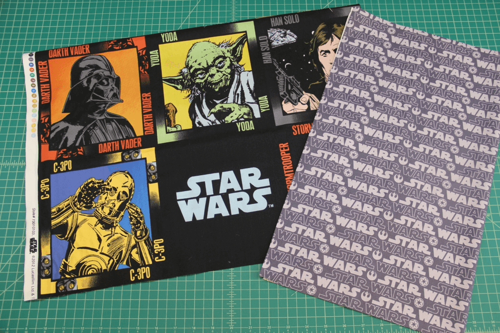 Star Wars pillowcase