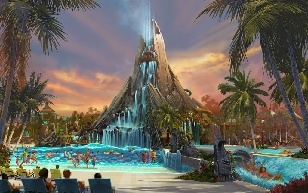 Universal's Volcano Bay to Officially Open May 25