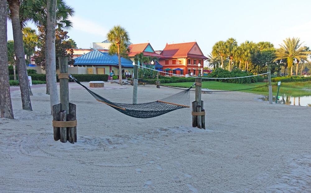 Disney World's Romantic Sights -  Disney's Caribbean Beach