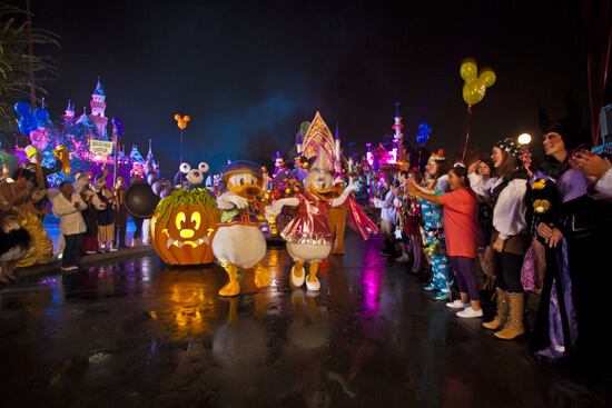 Disneyland Halloween Time 2015