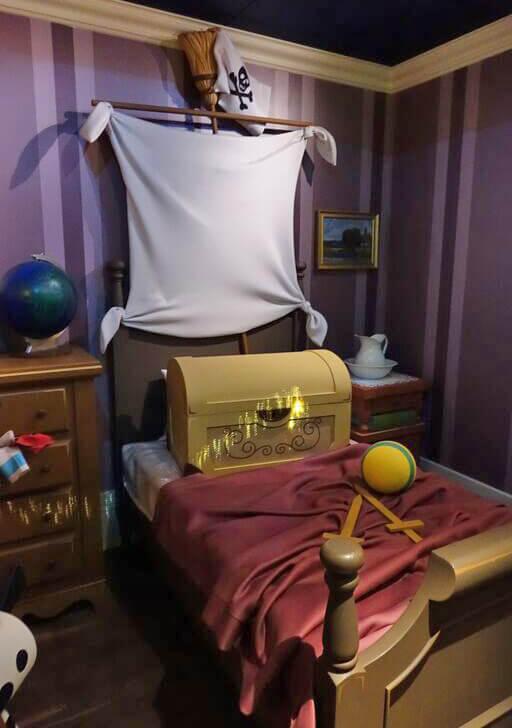 Stay cool at Disney World - Peter Pan's Flight