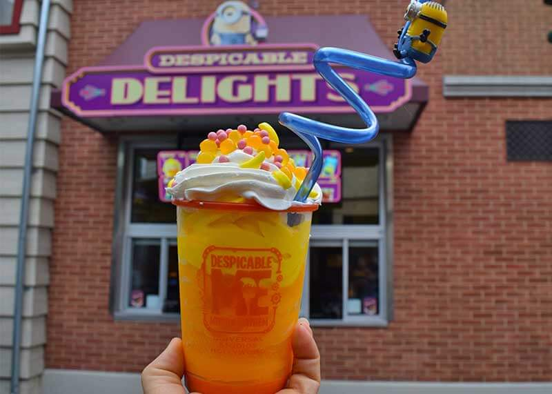 Delectable Me: Tasty Minions and Other Fun Universal Studios Hollywood Treats