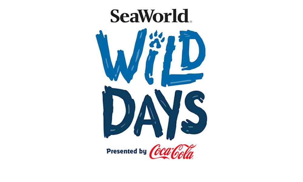 Busch Gardens & SeaWorld Orlando Events in 2017 - Wild Days Logo