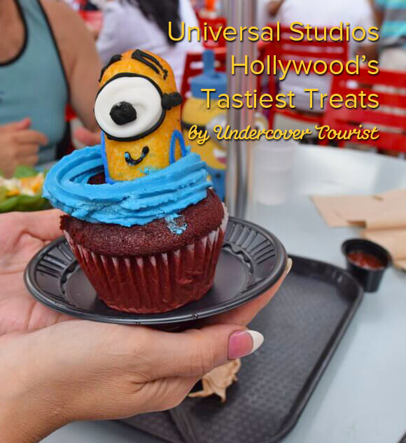 Delectable Me: Tasty Minions and Other Fun Universal Treats