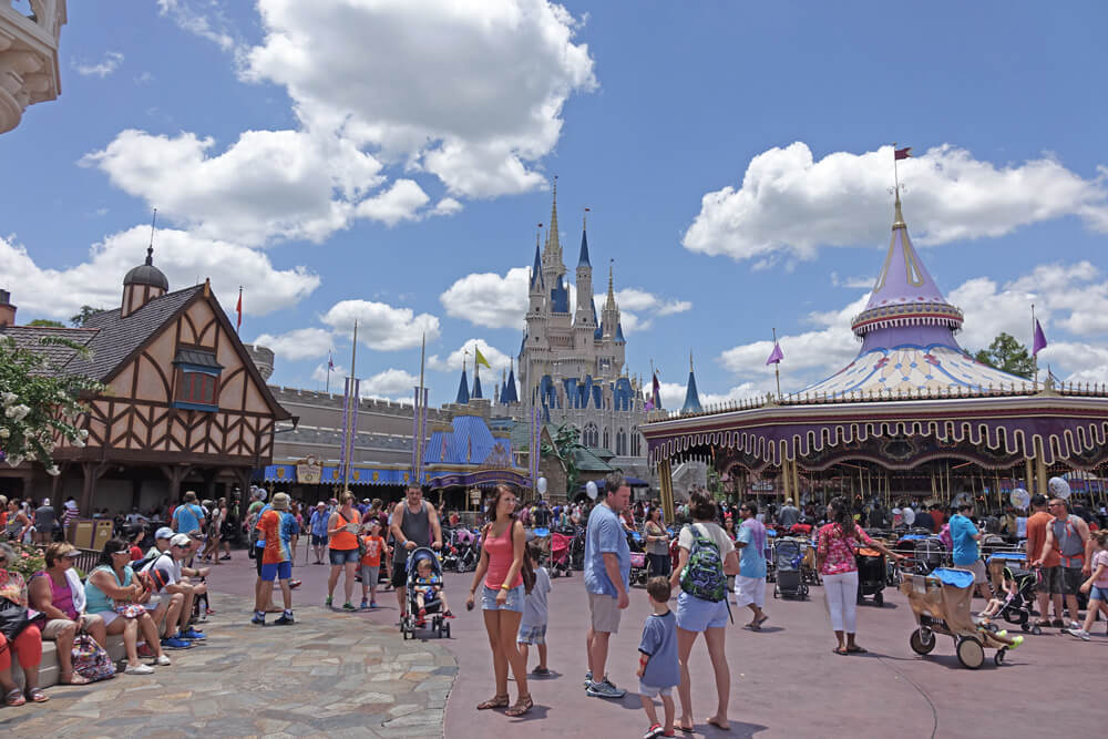 Best Places To Take A Break At Disney World