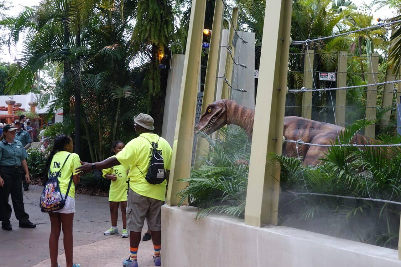 Raptor Encounter, Minion Hunts and More Fun Happening at Universal Orlando