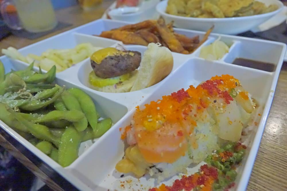 Best Table Service Universal City Walk Restaurants Cowfish