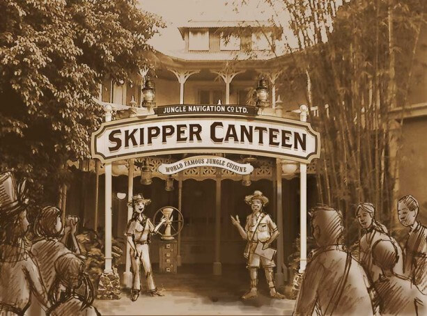 What Opened at Disney World in 2015 - Jungle Skipper Canteen at Magic Kingdom