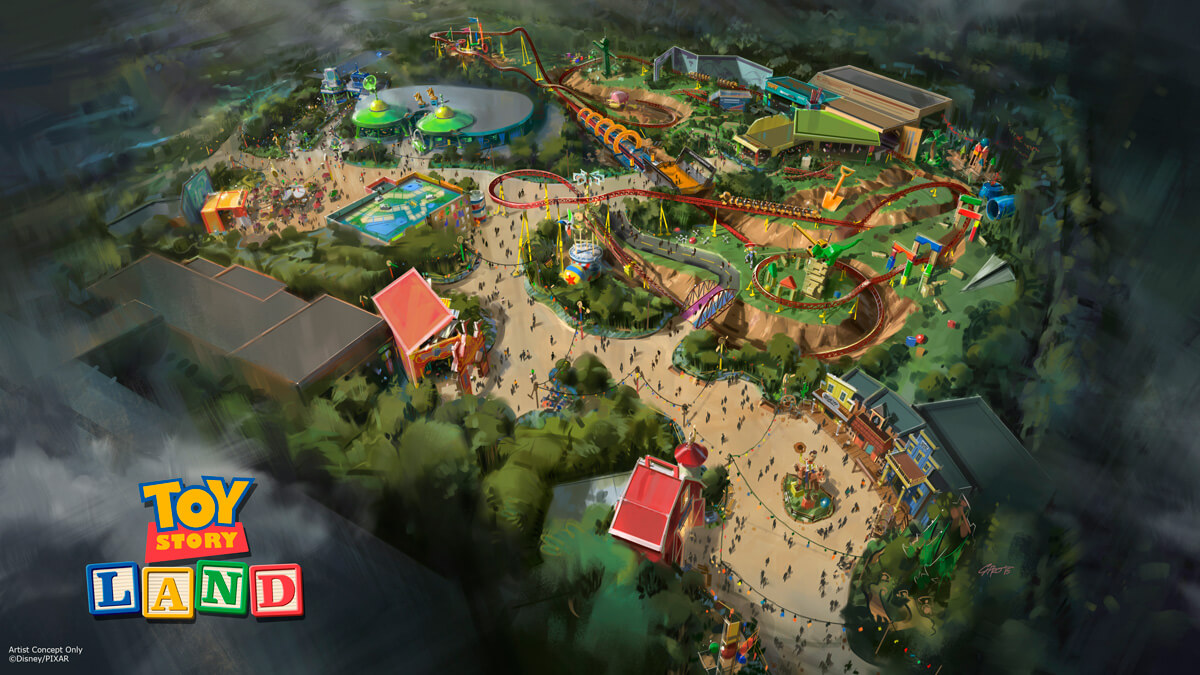 Toy Story Land, Soarin' Around the World & More D23 News