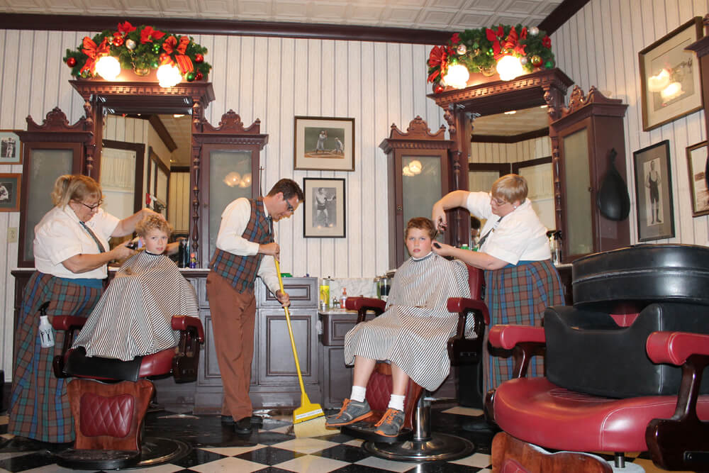Mickey's Barber: A Review of Harmony Barber Shop