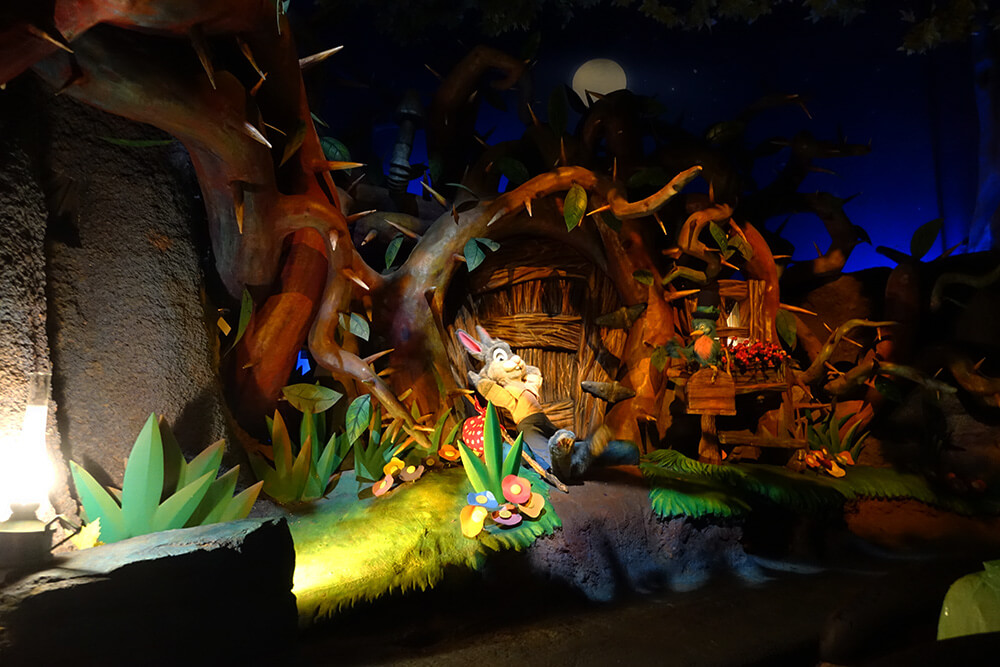 The Secret of Splash Mountain - Br'er Rabbit
