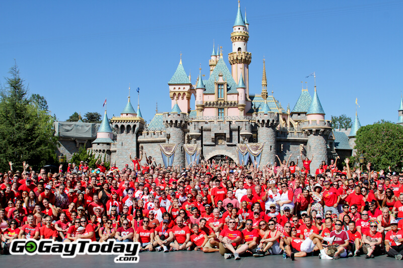 Disneyland Gay Days - Credit: Gay Days Anaheim