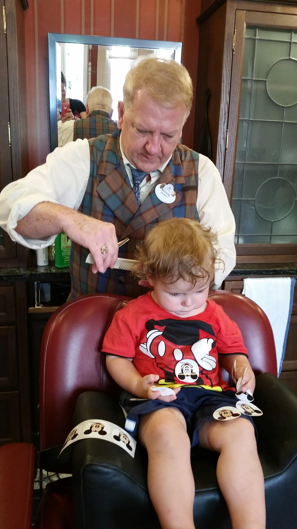 Mickeys Barber A Review Of Harmony Barber Shop
