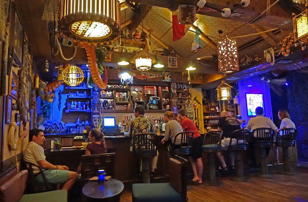 Disney Must-Do: Soak Up the Fun Inside Trader Sam's Grog Grotto