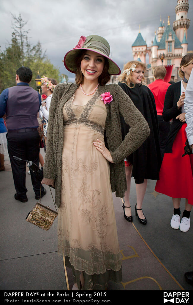 Dapper Day Spring 2015 Events at the Disneyland Resort