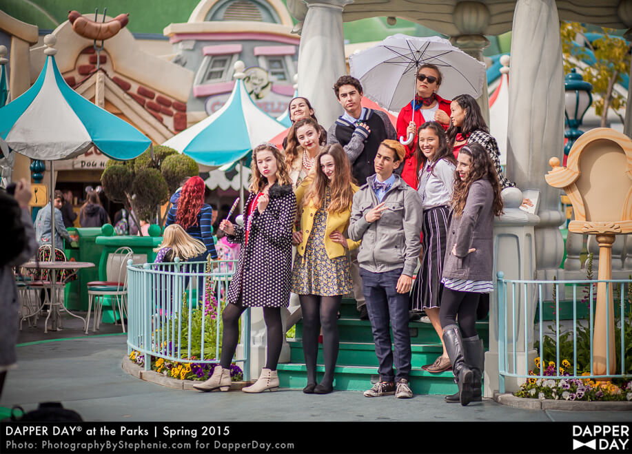 Disneyland Events in 2018 and 2019- Disneyland Dapper Day