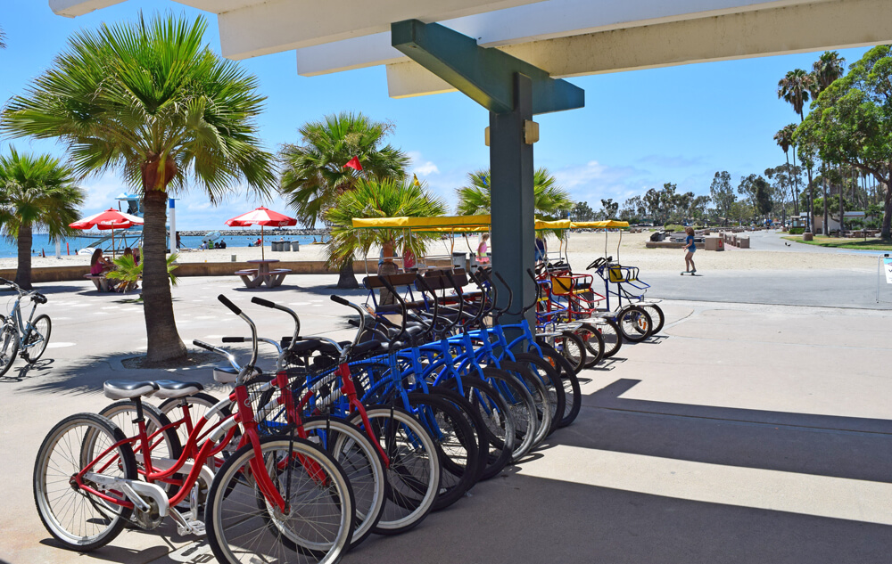 Day Trips in South Orange County - Doheny Bike Rentals
