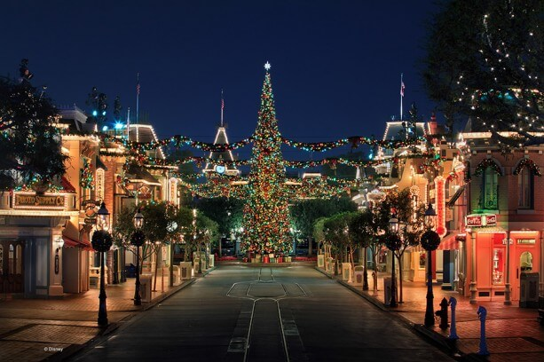 Disneyland Events in 2018 and 2019- Holidays at Disneyland