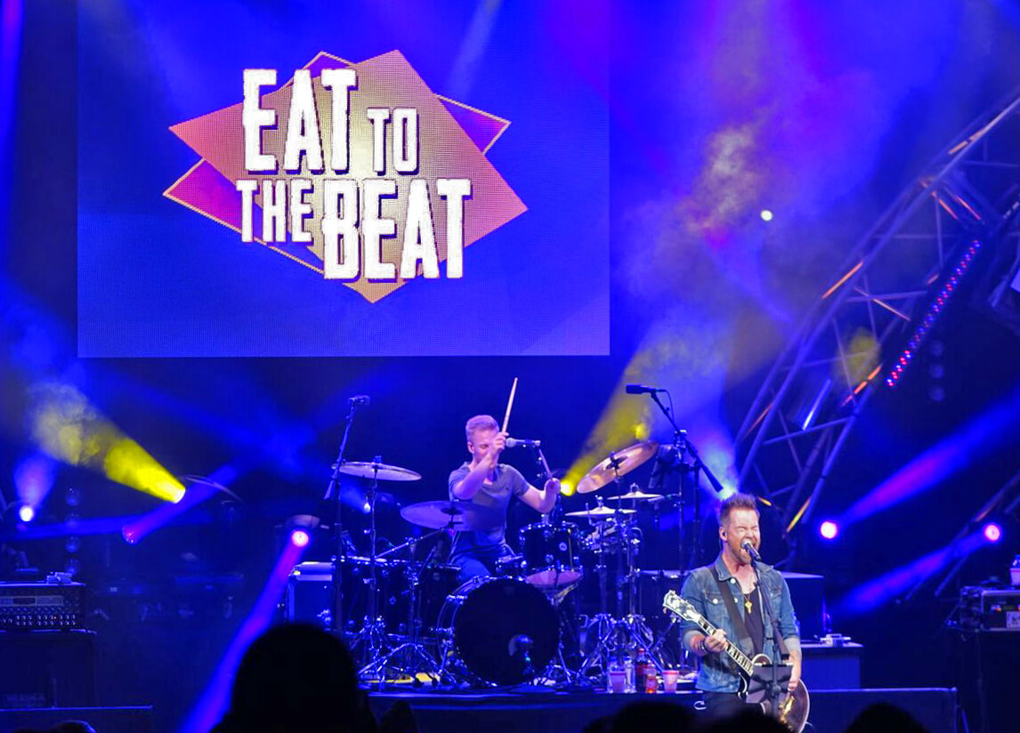 Epcot Food and Wine Festival 2017 - Eat to the Beat