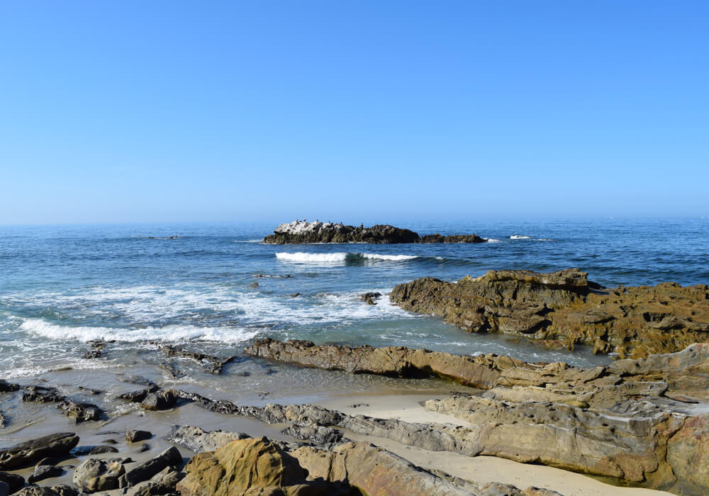Day Trips in South Orange County - Laguna Beach