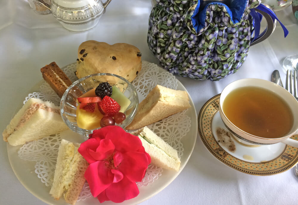 Day Trips in South Orange County - Los Rios Tea House