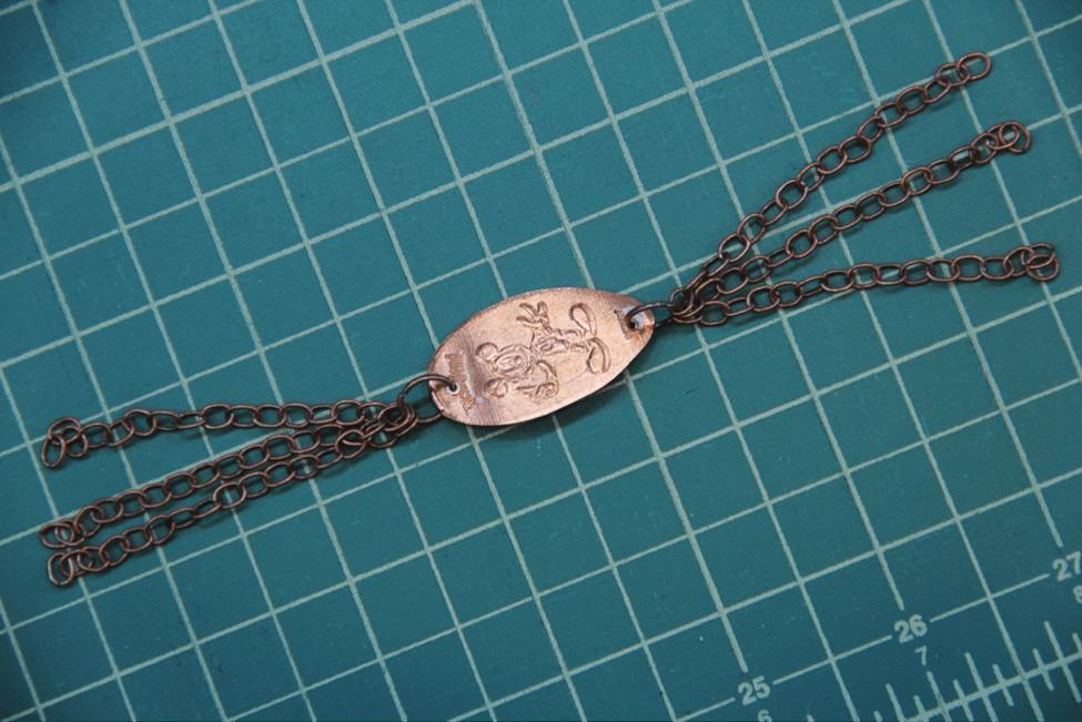 Disney Pressed Penny Bracelet