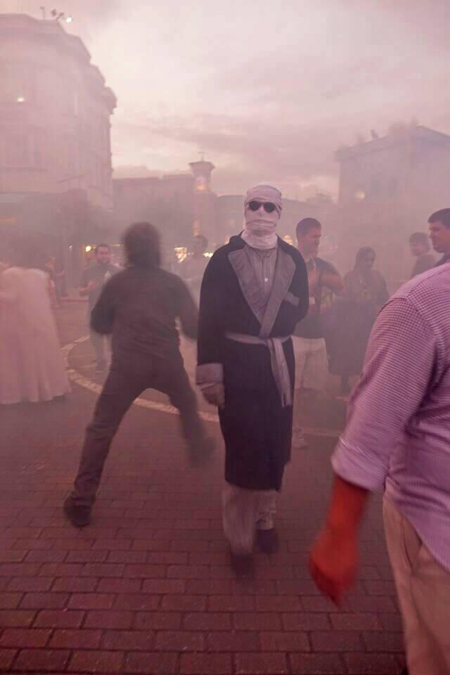 Halloween Horror Nights 26 - Shadybrook Asylum
