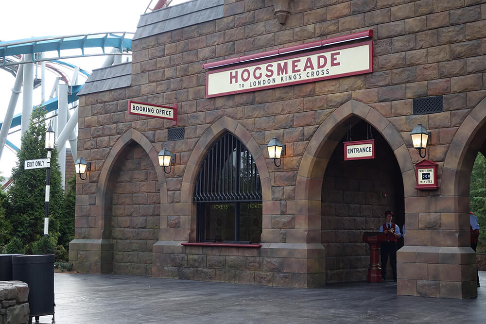 Hogwarts Express - Overview of Universal's Attraction Accessibility Pass