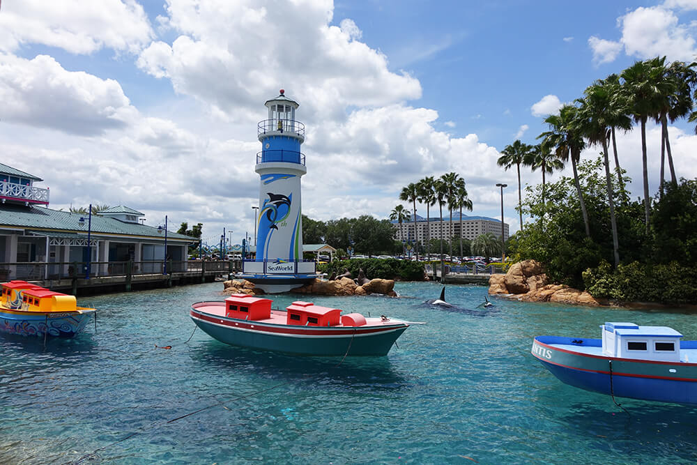 SeaWorld Orlando - Overview of SeaWorld's Ride Accessibility Program