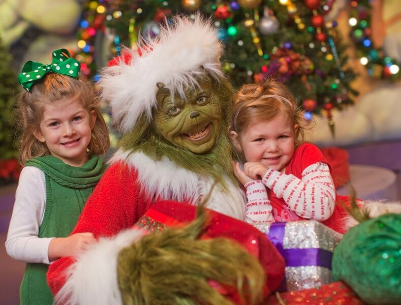 The Complete Guide to Universal Orlando Events - Grinchmas