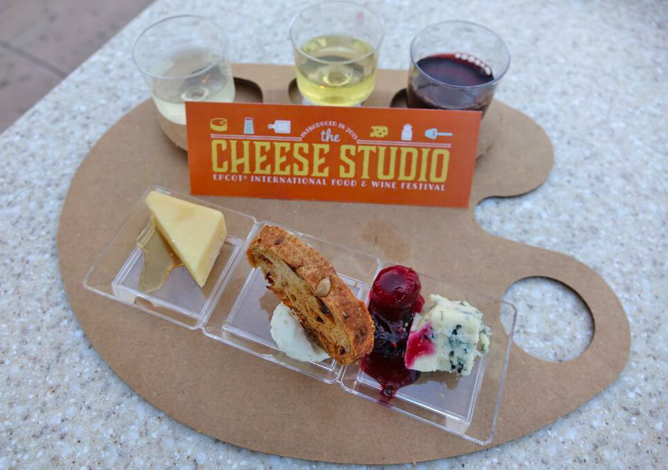 Guide to Disney World Events in 2017 - Cheese Plate