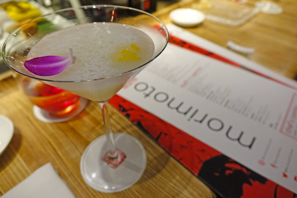 Morimoto Asia at Disney Springs - cocktails