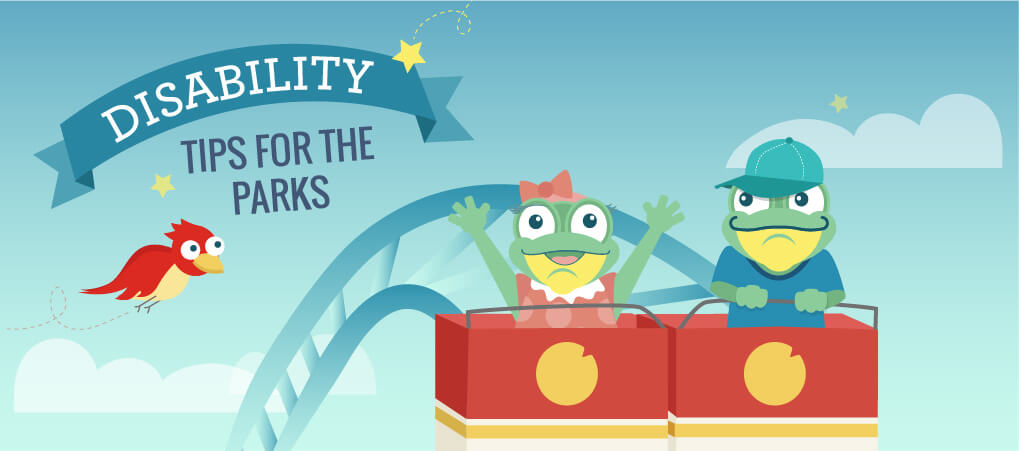 Disability Tips for the Park - Universal's Attraction Assistance Pass