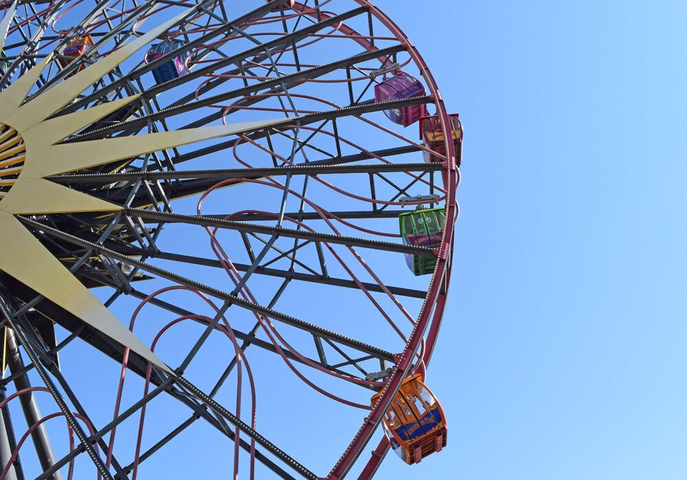 Disney California Adventure's Best Thrills for Teens - Mickey's Fun Wheel