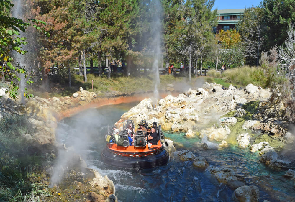 Disney California Adventure's Best Thrills for Teens - Grizzly River Adventure