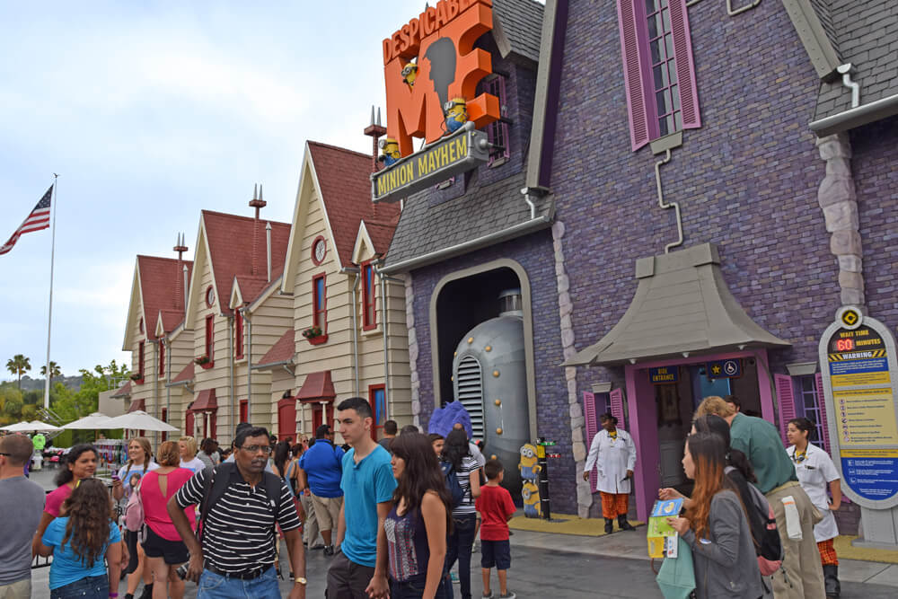 Need your Butterbeer fix? Ready to mingle with the Minions? Read on to see the very best time to visit Universal Orlando in and