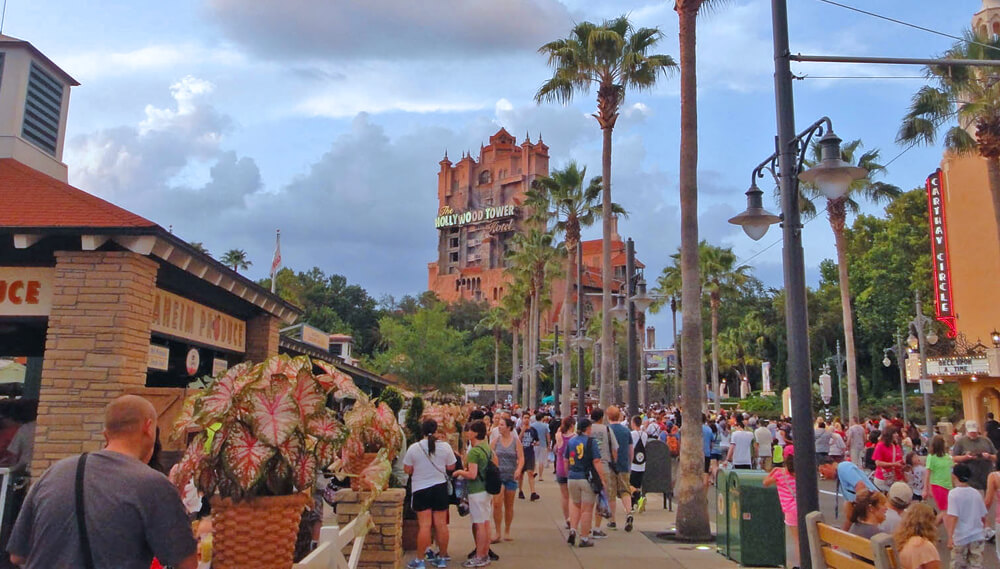 Disability Access for Disney World Attractions - Disney's Hollywood Studios
