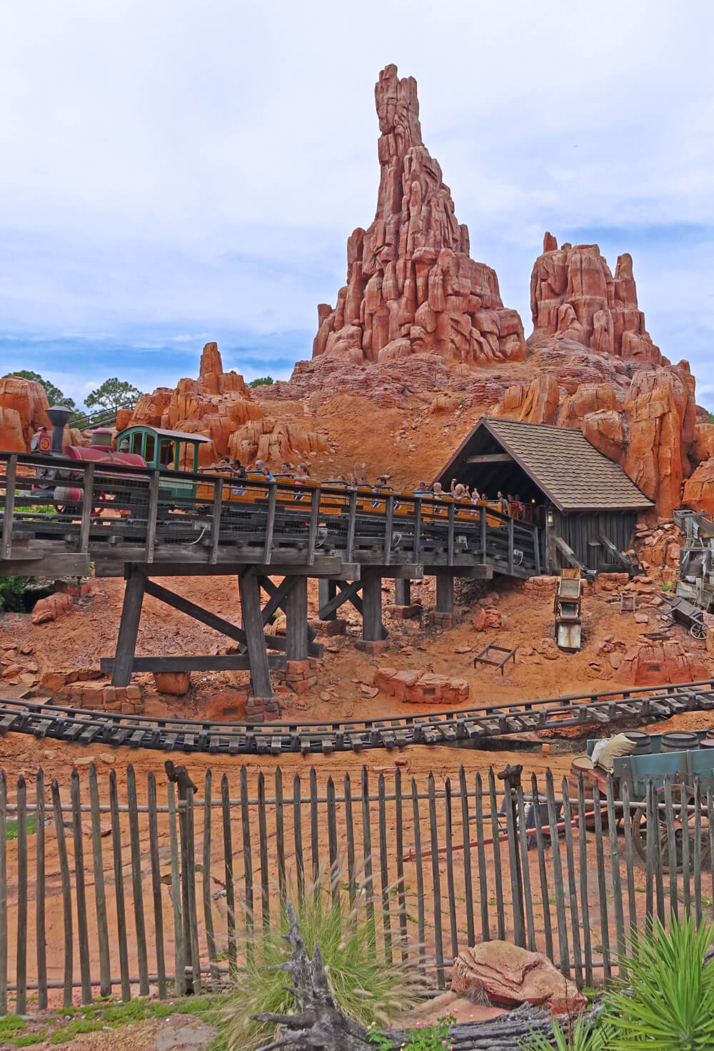 The Secret History of Big Thunder Mountain Railroad