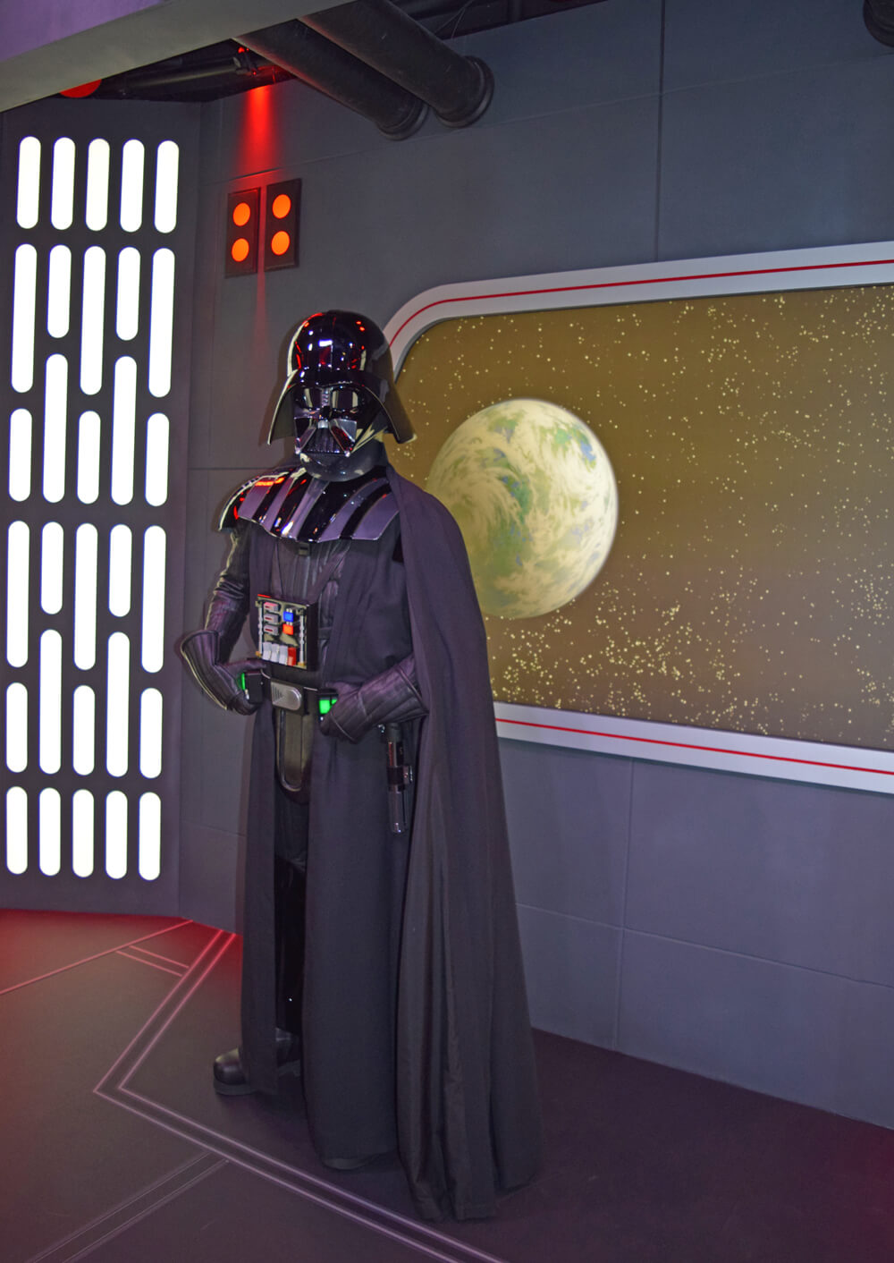 Disneyland Season of the Force - Darth Vader