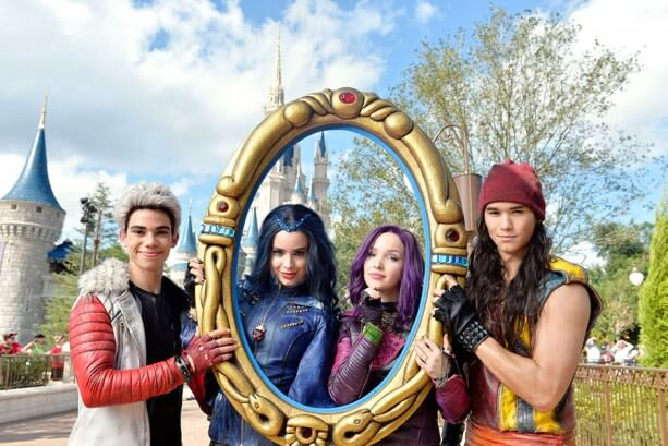 Descendants Stars