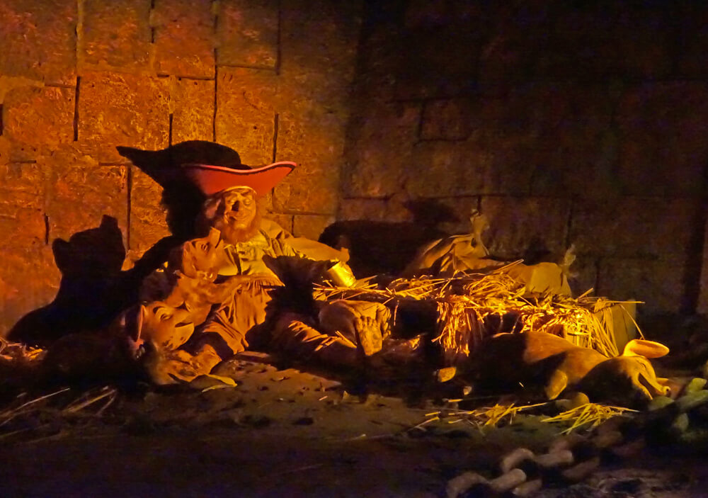 Secret History of Pirates of the Caribbean