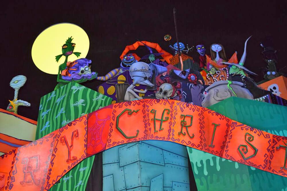 Top Teen Thrills at Disneyland - Haunted Mansion Holiday
