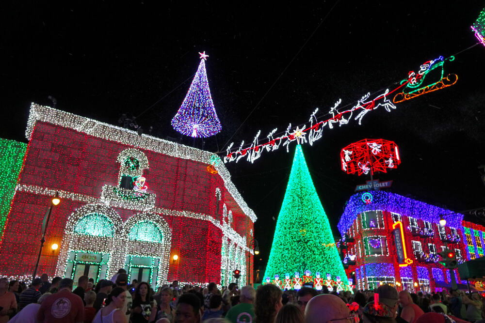Osborne Family Spectacle of Dancing Lights 2015 Tips