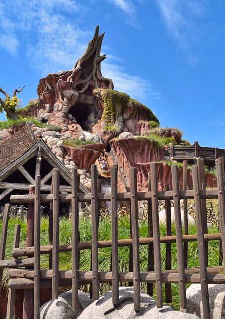 Top Teen Thrills at Disneyland - Splash Mountain