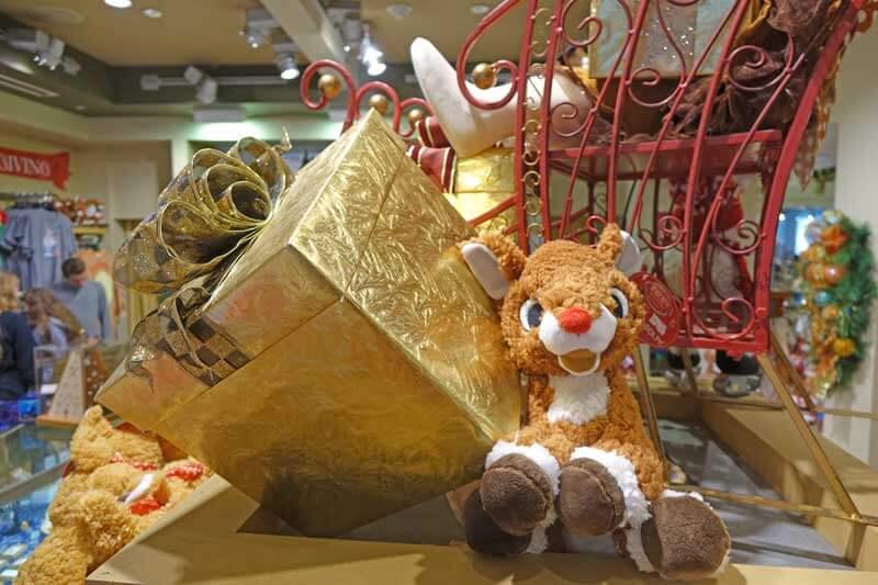 Rudolph - SeaWorld's Christmas Celebration 2017